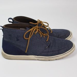 Under Armour Street Encounter denim oxford shoe